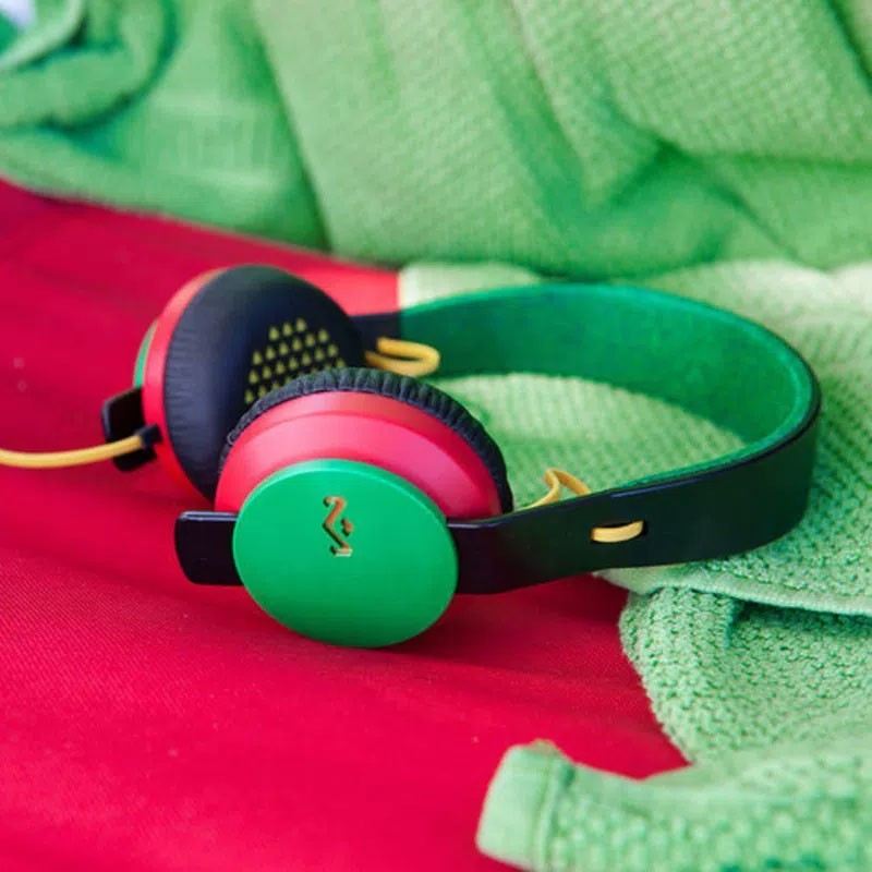 Auriculares house of marley little bird rasta